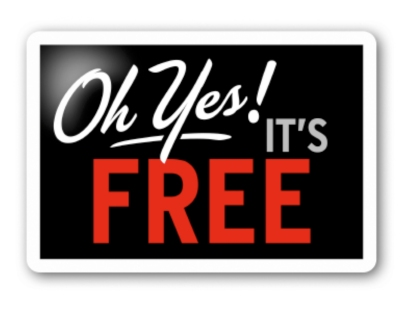 oh yes it free